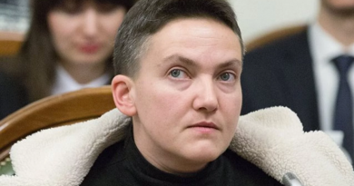 Nadeždu Savčenko volilo celkom osem voličov