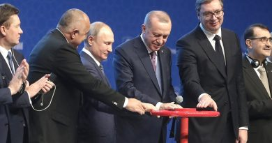 Spoločné vyhlásenie prezidentov Ruska aTurecka