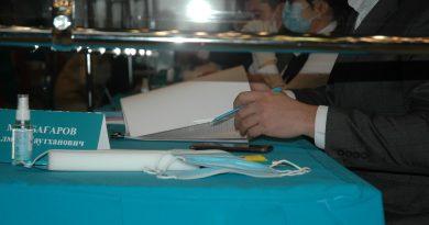 ÚVK: predbežné výsledky volieb v Kazachstane