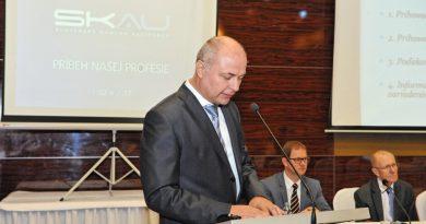 Mozolák: SKAU vidí oslabenie mechanizmov auditu