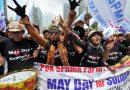 Prvý máj, medzinárodný sviatok solidarity pracujúcich vznikol v Austrálii a v Spojených štátoch