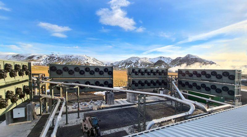 Švajčiarsko: firma Climeworks zachytáva CO 2